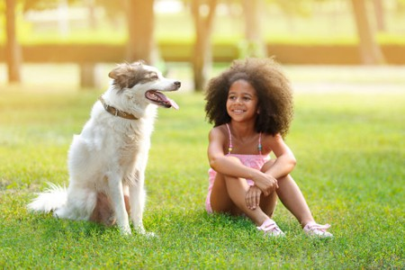 Encouraging Girls to Be Scientists with a Girl's Best Friend